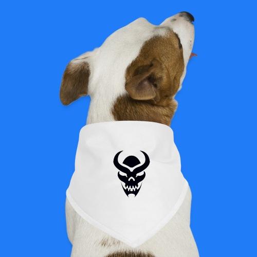 TRIBAL SKULL NOIR - Bandana pour chien