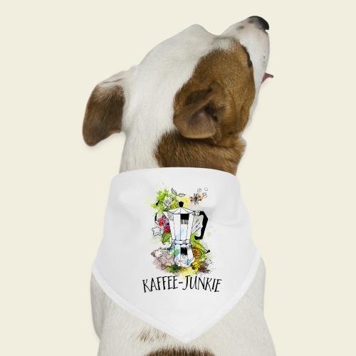 Kaffee-Junkie - Hunde-Bandana
