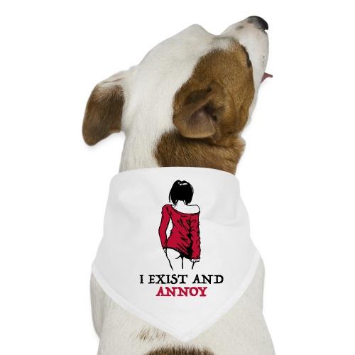 Sono una fottuta donna W. - Bandana per cani