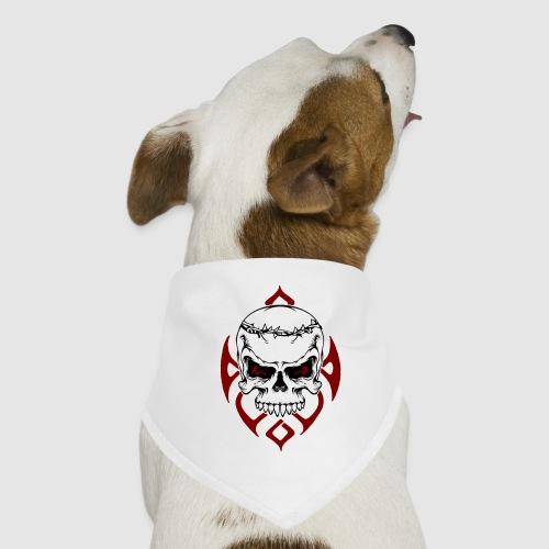 Totenkopf - Hunde-Bandana