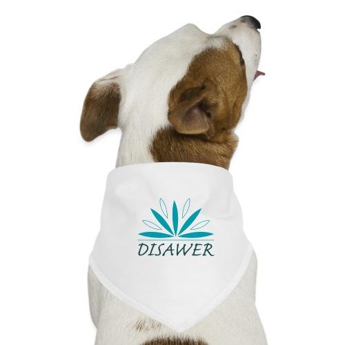 foglie disawer - Bandana per cani