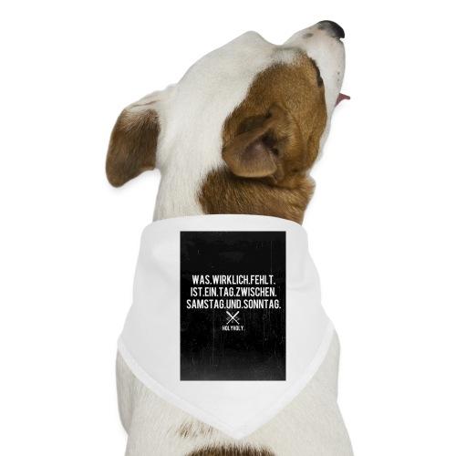 king - Hunde-Bandana