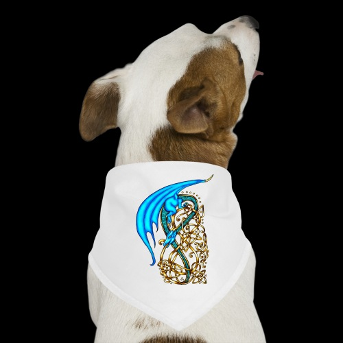 Celtic Dragon - Dog Bandana