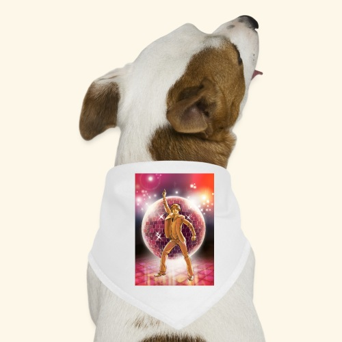 PopStar Disco - Pañuelo bandana para perro