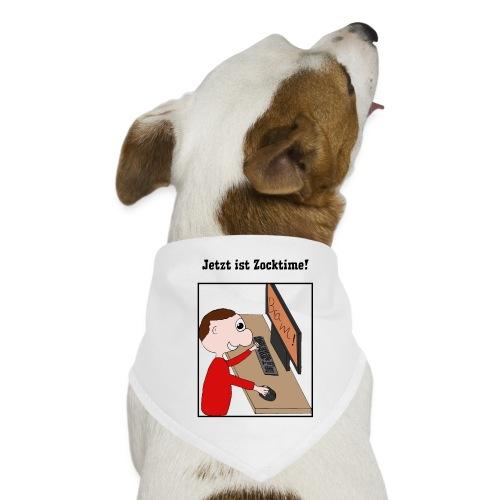 Zocktime - Hunde-Bandana