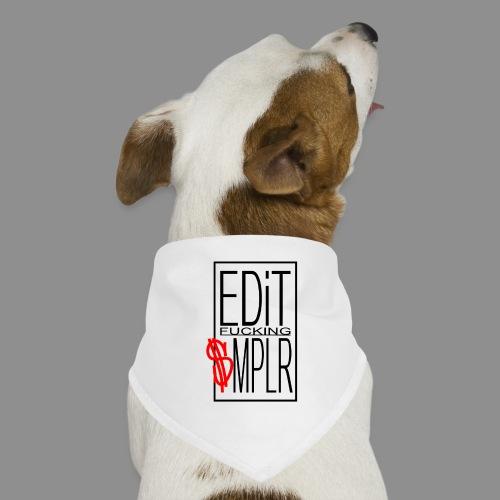EDiT SMPLR - Hunde-Bandana