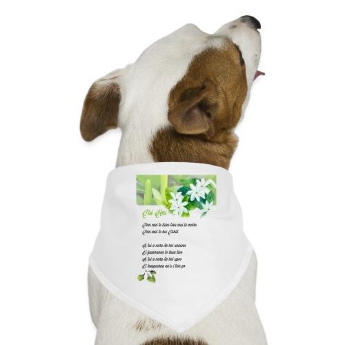 18 TUI HEI - Bandana pour chien