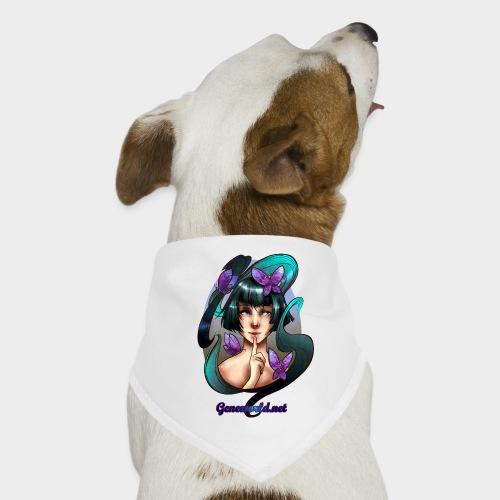Geneworld - Papillons - Bandana pour chien