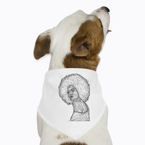 african afro - Dog Bandana