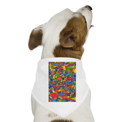 Color_Style - Pañuelo bandana para perro