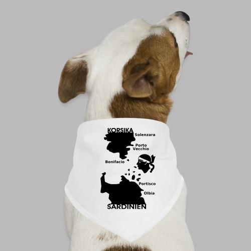 Korsika Sardinien Mori - Hunde-Bandana