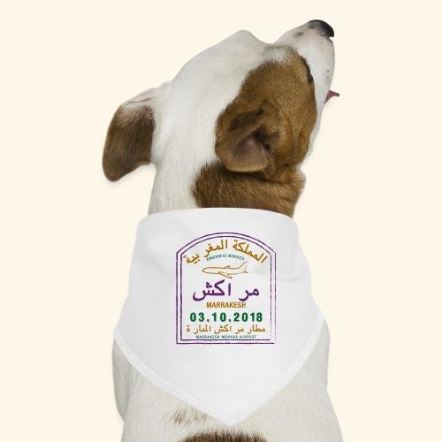 marrakeche - Bandana pour chien