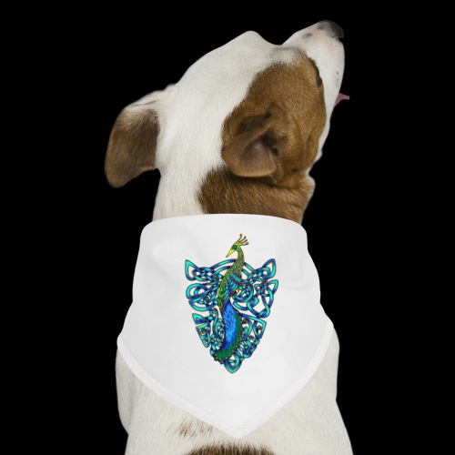 Peacock - Dog Bandana
