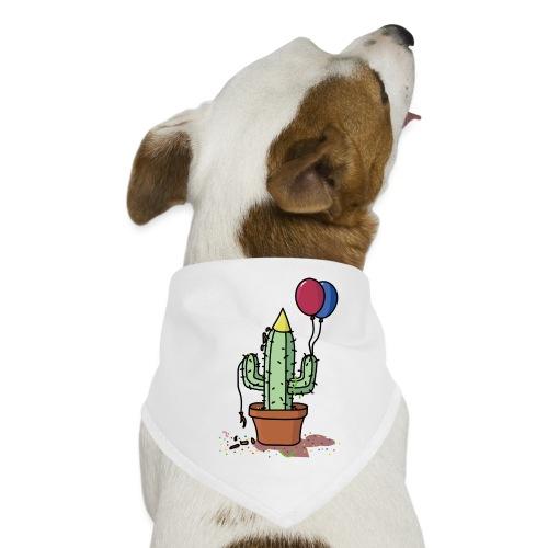 Flowercontest cactus party - Honden-bandana