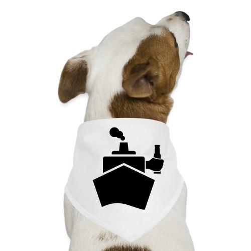 King of the boat - Hunde-Bandana