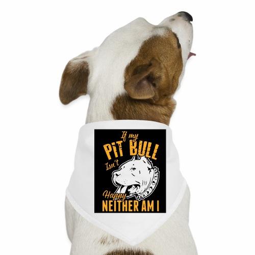 Pitbull my best friend - Bandana pour chien