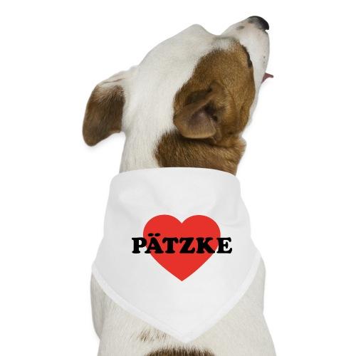Pätzke - Hunde-Bandana