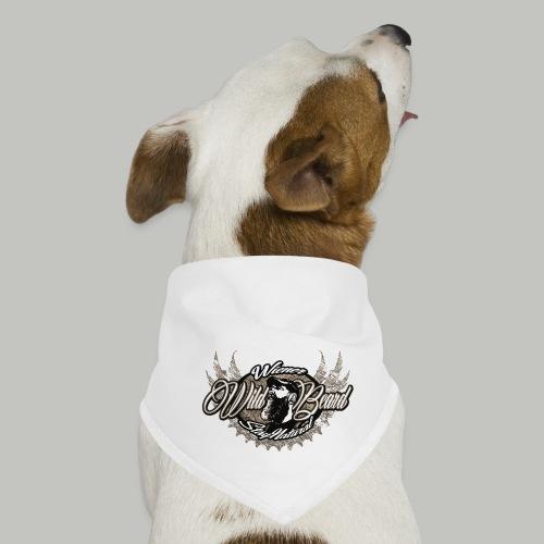 WienerWildBeard LOGO-PRINT 2020 - Hunde-Bandana