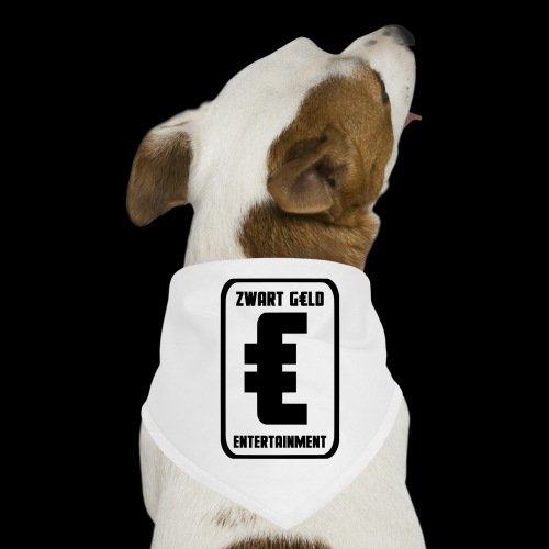 ZwartGeld Logo Sweater - Honden-bandana