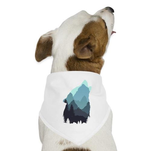 Wolf - Dog Bandana