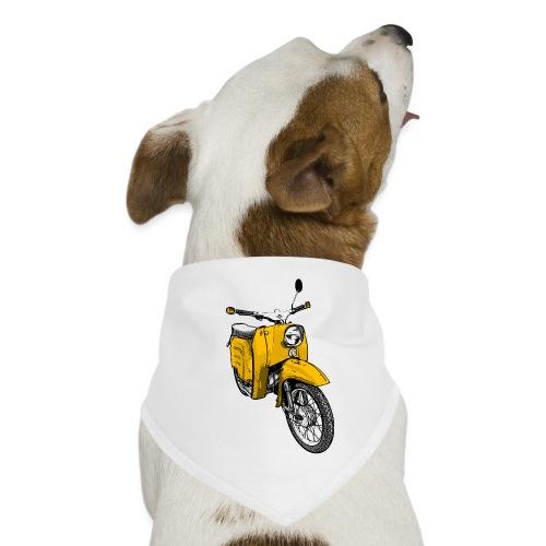 schwalbe gelb - Hunde-Bandana