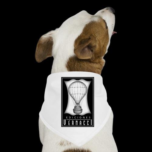 logotipo de ediciones Vernacci - Pañuelo bandana para perro