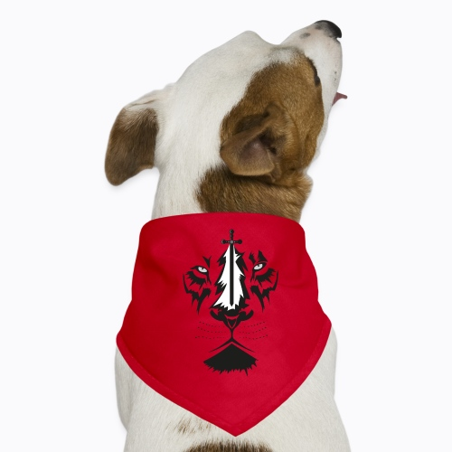 lion sword - Dog Bandana