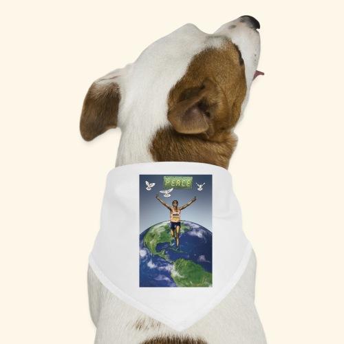 Peace and Earth - Pañuelo bandana para perro