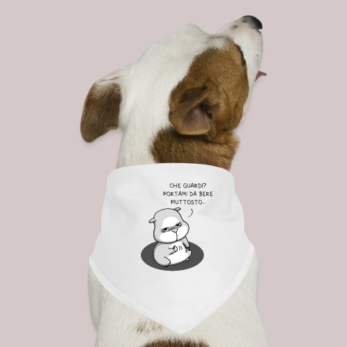 drunk_Hamster - Bandana per cani