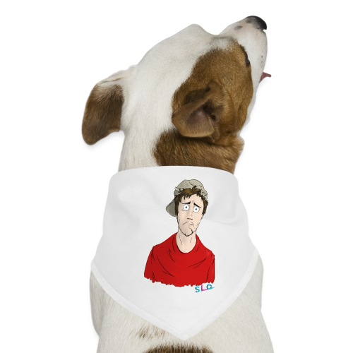 Geek - Tee shirt manches longues Premium Homme - Bandana pour chien