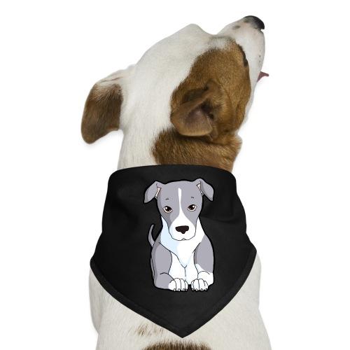 American Staffordshire/Pit bull Pezzato Blu - Bandana per cani