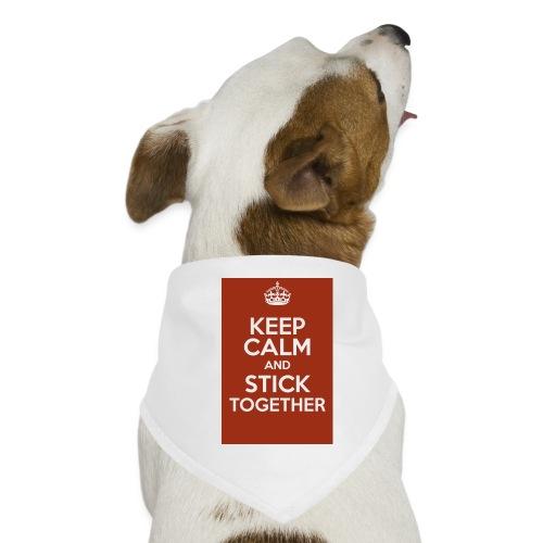 Keep calm! - Dog Bandana