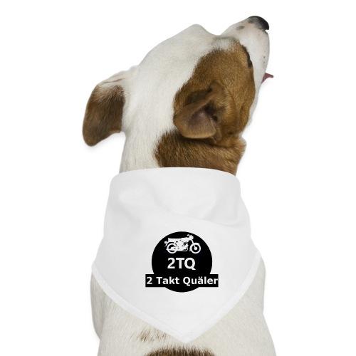 2 Takt Quäler Logo - Hunde-Bandana