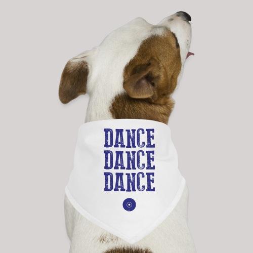 dancedancedance_blu - Bandana per cani