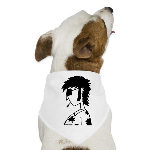 hippie - Hunde-Bandana