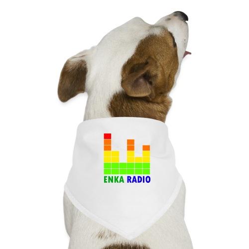 Enka radio - Bandana pour chien