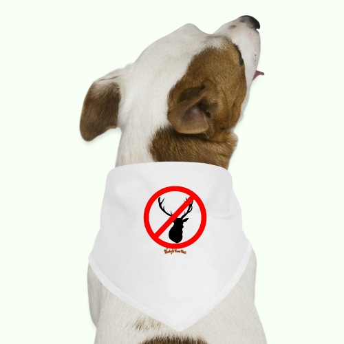 No Reindeer alllowed - Hunde-Bandana