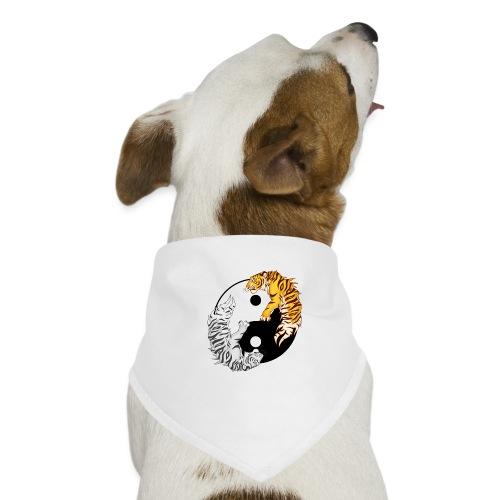 Yin & Yang Tigers - Bandana dla psa