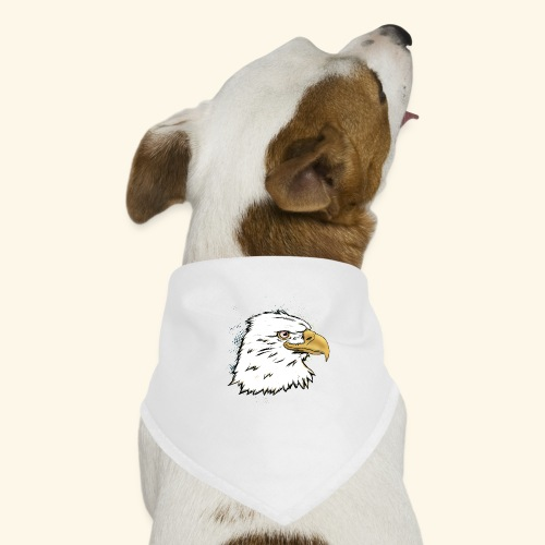 Aguila Emperador Kutuxa - Pañuelo bandana para perro