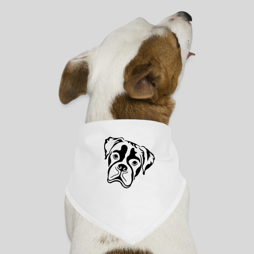 Boxer - Hunde-Bandana