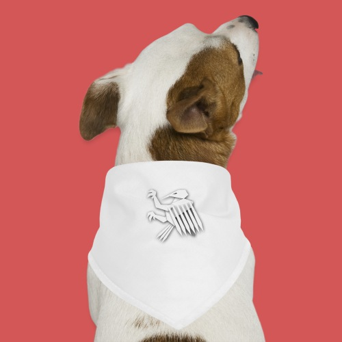Nörthstat Group ™ White Alaeagle - Dog Bandana