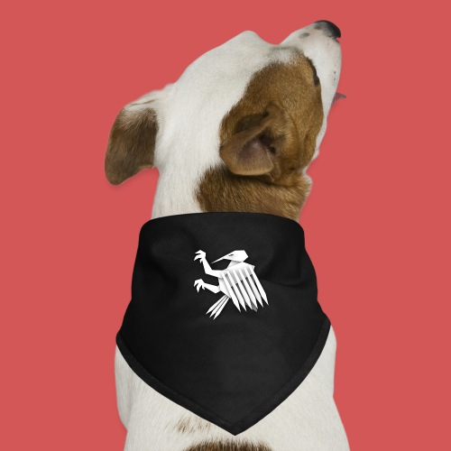 Nörthstat Group ™ White Alaeagle - Dog Bandana