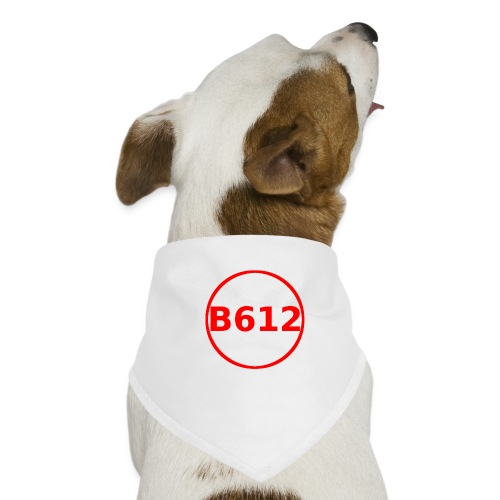 b612 png - Bandana per cani