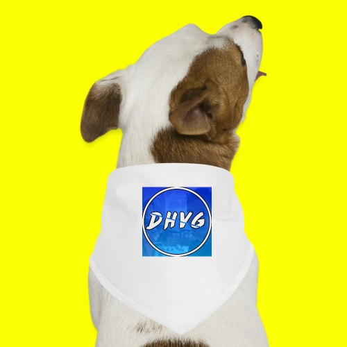 DusHeelVeelgamen New T shirt - Honden-bandana