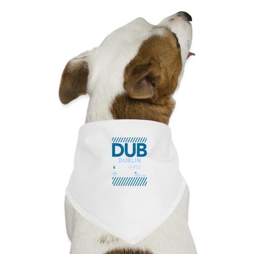 Dublin Ireland Travel - Dog Bandana