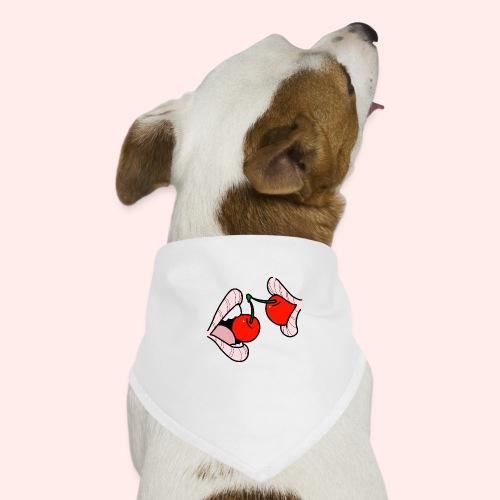 Cherry lips - Hunde-Bandana