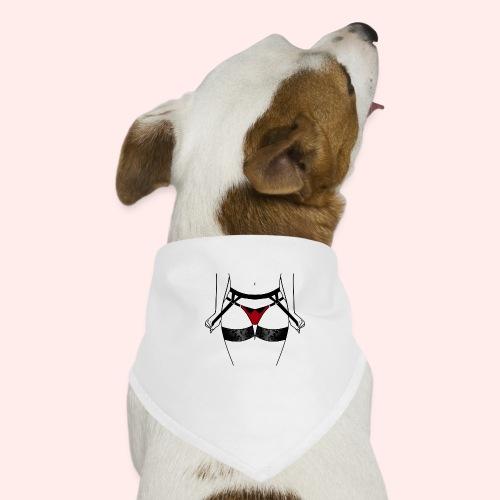 Lingerie - Hunde-Bandana