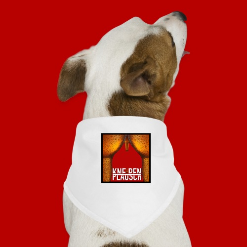 Kneipenplausch Cover Edition - Hunde-Bandana