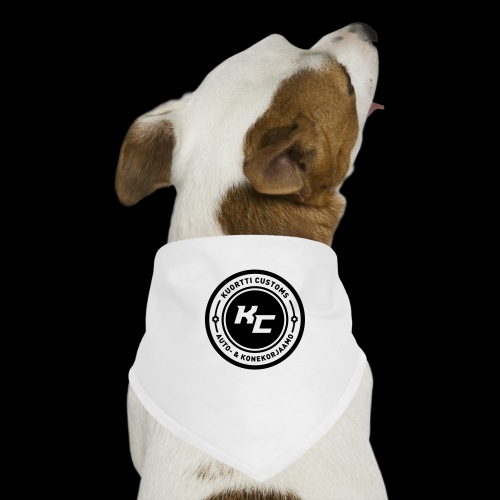 kc_tunnus_2vari - Koiran bandana