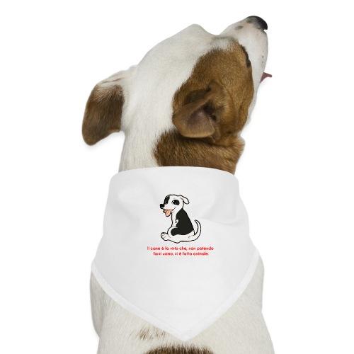 Aforisma cinofilo - Bandana per cani